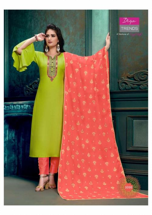 Diya Trendz Odhani 1010 Price - 740