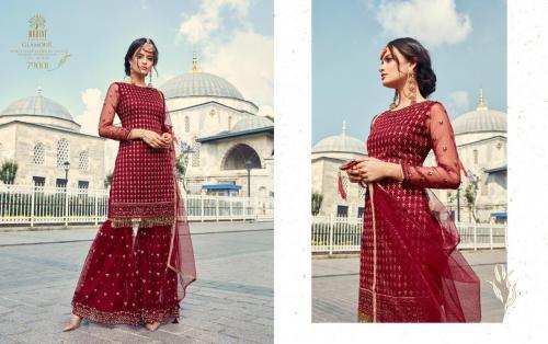 Mohini Fashion Glamour Vol-79 79001-79004 Series