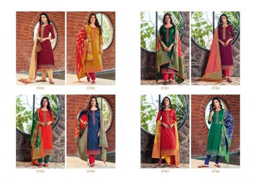 Kessi Fabrics Asopalav 5781-5788 Price - 7592