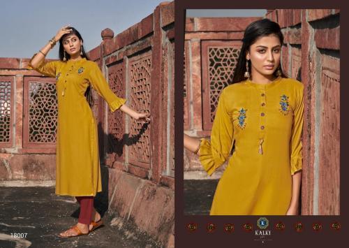 Kalki Fashion Pehchan 18007 Price - 575