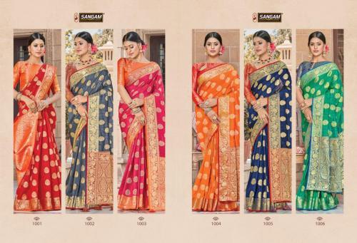 Sangam Virangana 1001-1006 Price - 7680