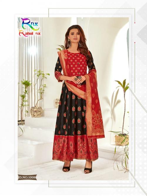 Rahul Nx Minakari Gown 1004 Price - 670