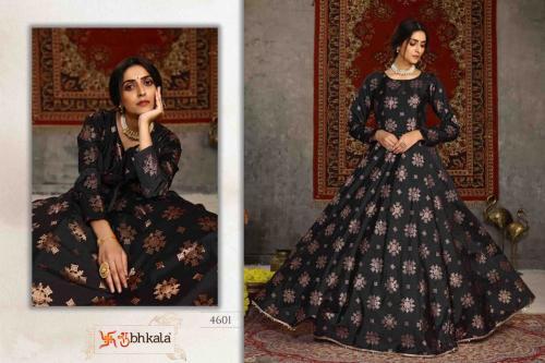Shubhkala Flory Vol-15 4601-4607 Series