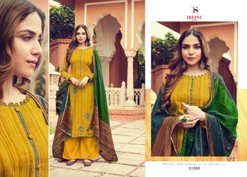 Deepsy Suits Panghat 51004 Price - 750