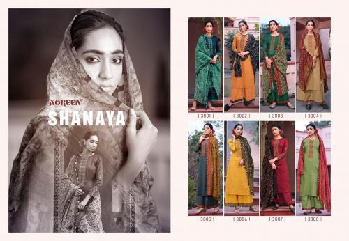 Lt Fabrics Noreen Shanaya 3001-3008 Price - 7400
