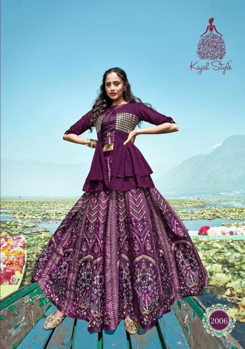 Kajal Style Fashion Holic 2006 Price - 999