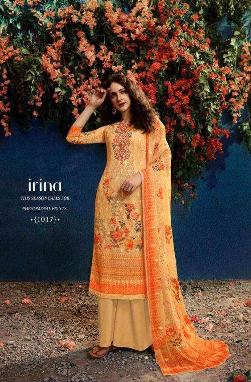 Glossy Nihar Irina 1017-1024 Series