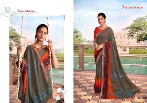 Seema Saree Soch 1006 Price - 475