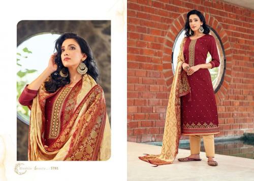 Kessi Fabrics Asopalav Vol-18 5781-5788 Series