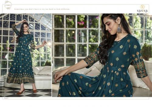 Kanika Fashion Aarohi 5001 Price - 595