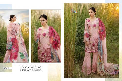 Shree Fabs Rang Rasiya Hit Design Suits