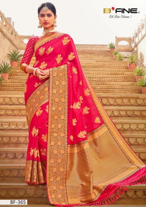 B Fine Saree Nazar 365 Price - 2045