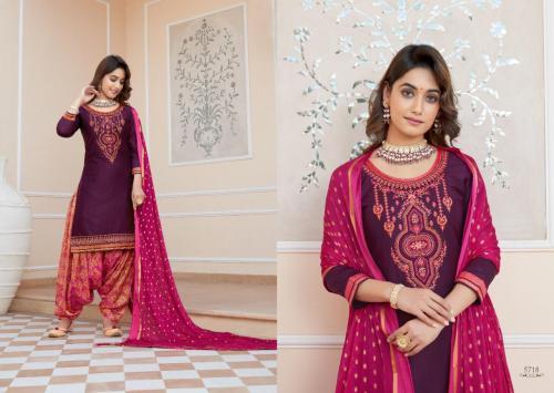 Kessi Fabrics Shangar by Patiala House 5718 Price - 999