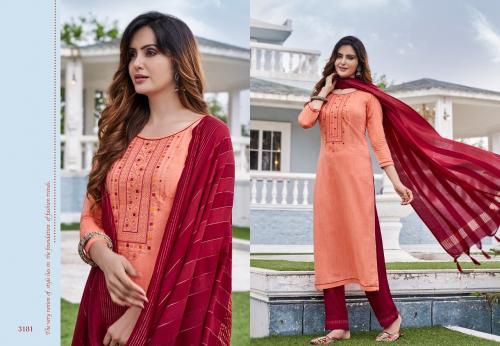 Kessi Rangoon Foxtail 3181-3188 Series