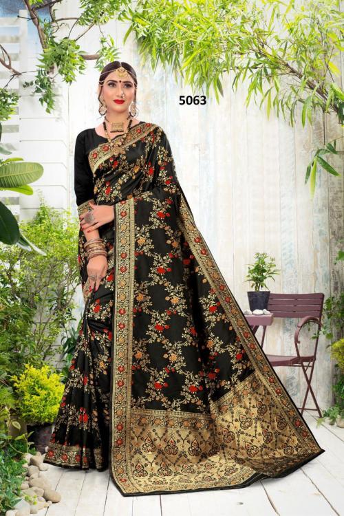 NP Saree Meera 5063-5073 Series