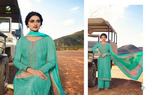 Vinay Fashion Kaseesh Safari 12215 Price - 1850