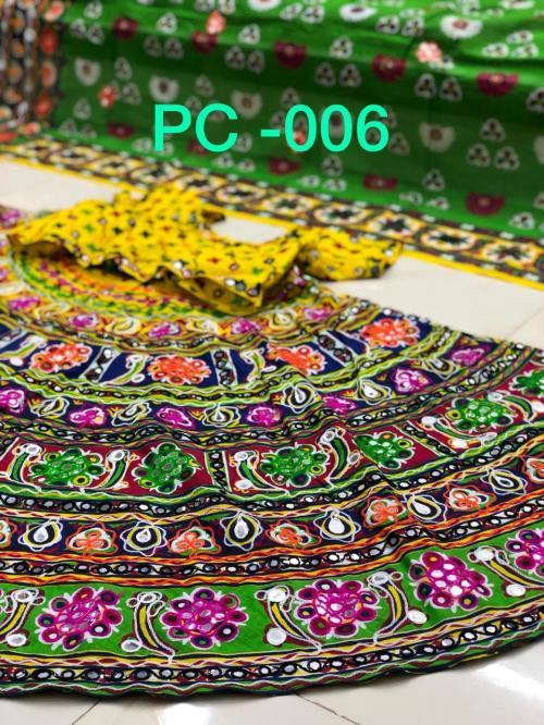 Designer Navratri Special Lehenga Choli PC 006 Price - 2495