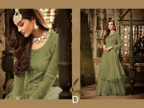 Mohini Fashion Glamour 61004 COLORS