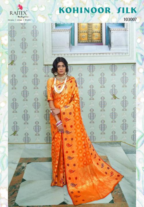 Rajtex Kohinoor Silk 103007 Price - 1300