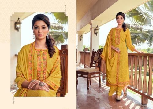 Kessi Rangoon Sabya-Sachi 2931-2934 Series