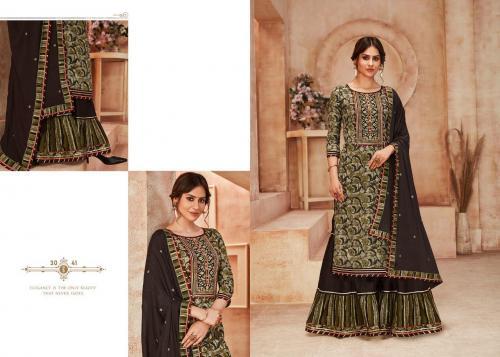 Kessi Rangoon Naira 3041-3044 Series