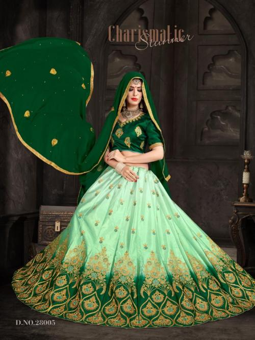 Natraj Lehenga Aashana 28005 Price - 1400