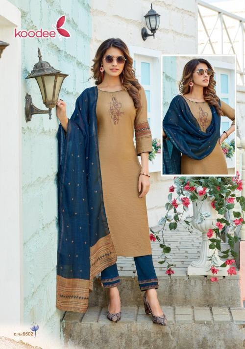 Koodee Sandhya 6502 Price - 1245