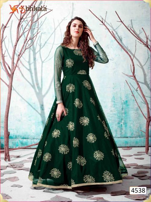 Shubhkala Flory 4538 Price - 1100
