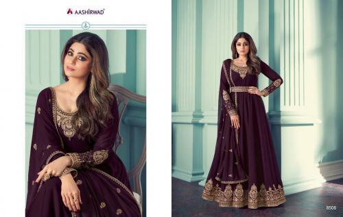 Aashirwad Creation Aditi 8508-8512 Series