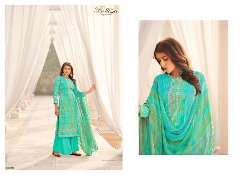 Belliza Designer Vogue 546-006 Price - 700