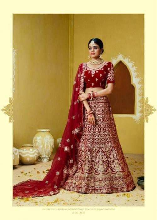 Kessi Fabrics Wedding Express 3432 Price - 5375