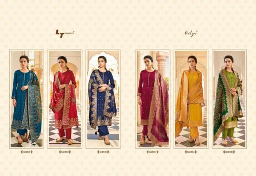 Lt Fabrics Nitya 65001-65006 Price - 13260