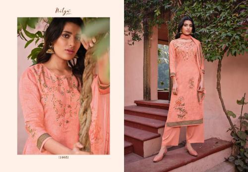 Lt Nitya Fabrics Ehsaas 1005 Price - 1425