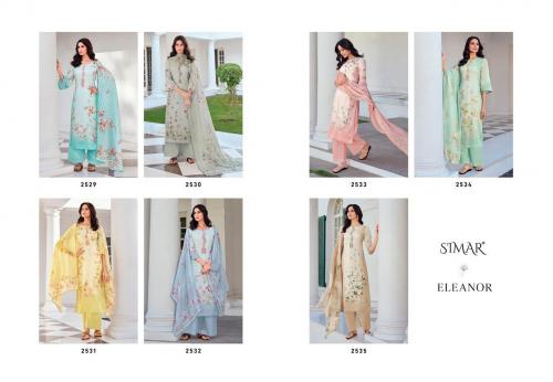 Glossy Simar Eleanor 2529-2535 Price - 6825