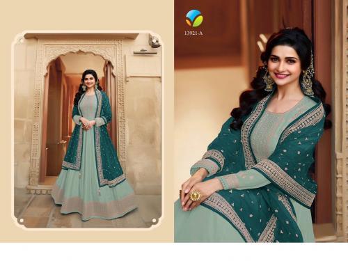 Vinay Fashion Kaseesh Parimahal 13921 Master Copy Colors
