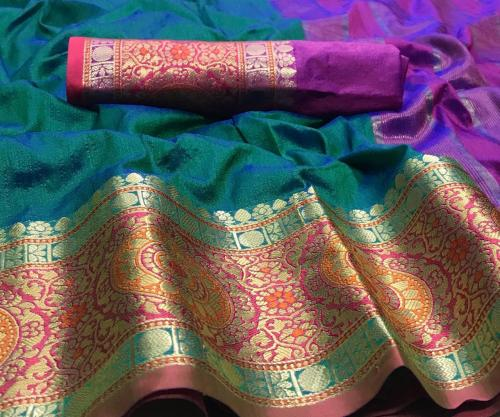 Rajtex Kundan Silk 106002 Price - 1135
