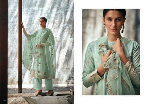 Varsha Fashion Seasons Of Sparkle SS-11 to SS-17 Series