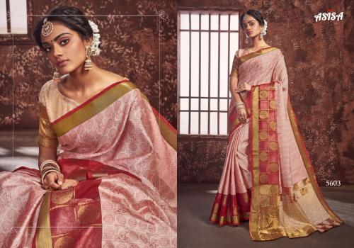 Asisa Saree Suhana 5603 Price - 1275