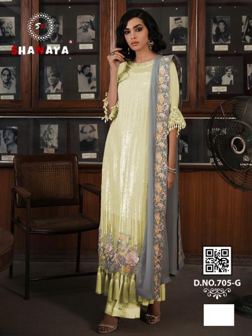 Shanaya Rose Hit Design 705-G Price - 1399