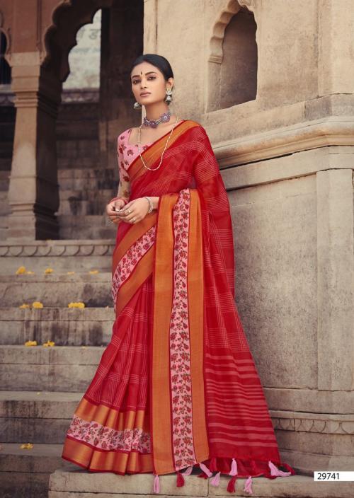 Triveni Saree Ganga Jamuna 29741-29748 Series
