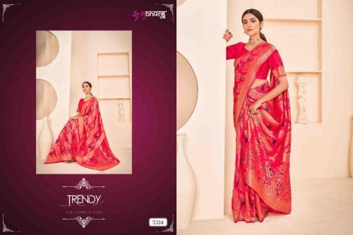 Shub Vastra Rajwadi 5314 Price - 1199