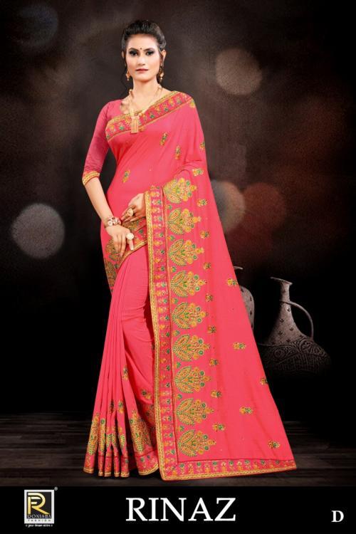 Ranjna Saree Rinaz -D Price - 855