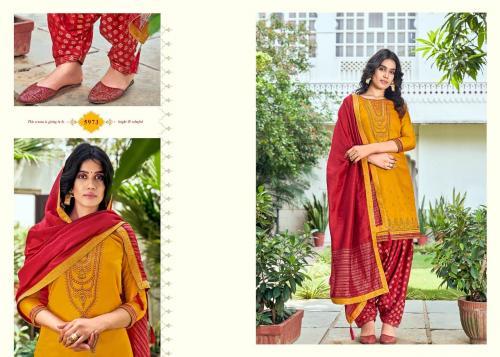 Kessi Fabrics Shangar By Patiala House 5973 Price - 949