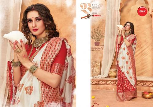 Apple Saree Pooja Exclusive 410 Price - 795