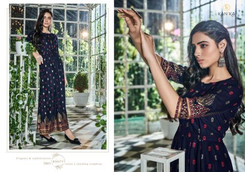 Kanika Fashion Aarohi 5003 Price - 595