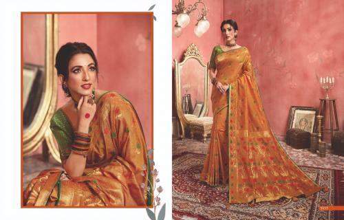 Kessi Fabrics Shagun Silk 5035 Price - 1200