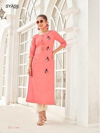 Syasii Designers Ancy 1006 Price - 575