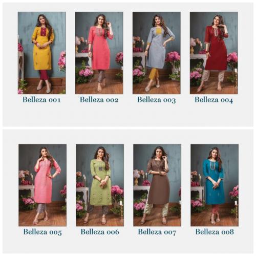 Kiana Fashion Belleza 001-008 Price - 6200
