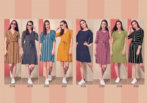 Kirara Fashionista 2118-2125 Price - 4200