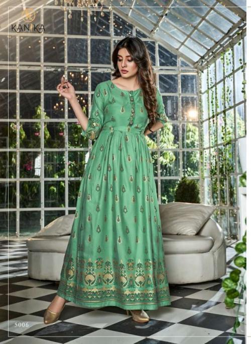 Kanika Fashion Aarohi 5006 Price - 595